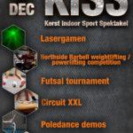 20th of December KISS – Kerst Indoor Sport Spektakel