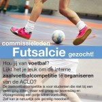 Futsalcommissie gezocht!