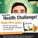 January Health Challenge