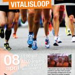 ACLO-Vitalisloop op woensdag 8 april