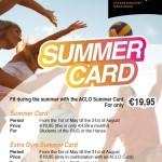 ACLO Summer Card