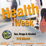 Healthweek 5-8 March!