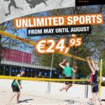 Koop je Summer Card nu voor slechts €24,95!