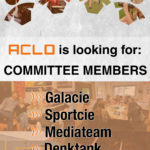 The ACLO is looking for committee members!