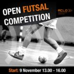 Enroll now for the internal futsal competition!