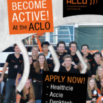 Become active at ACLO!