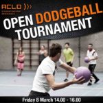 Revisit your youth and participate in the dodgeball tournament!