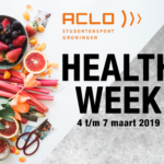 The Healthweek is coming up again!
