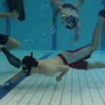Sport of the week: Underwater hockey!