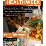 ACLO Healthweek March