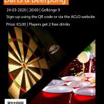 ACLO Darts tournament