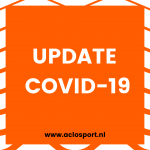 Update COVID-19 and ACLO Sports center