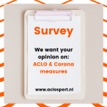 Survey: ACLO & Corona measures
