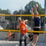 Sport van de week: beachvolleybal!