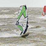 Sport van de week: windsurfen!