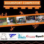 Eerste editie van de Duursportcompetitie!